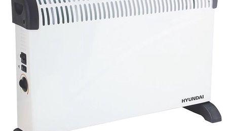 Teplovzdušný konvektor Hyundai CON101 bílý