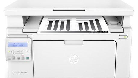 Tiskárna multifunkční HP LaserJet Pro M130nw (G3Q58A#B19)