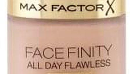 Max Factor Facefinity 3 in 1 SPF20 30 ml tekutý make-up s uv ochranou pro ženy 30 Porcelain