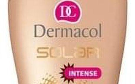 Dermacol Solar Intense Accelerator 200 ml tělové mléko ve spreji urychlující opálení pro ženy