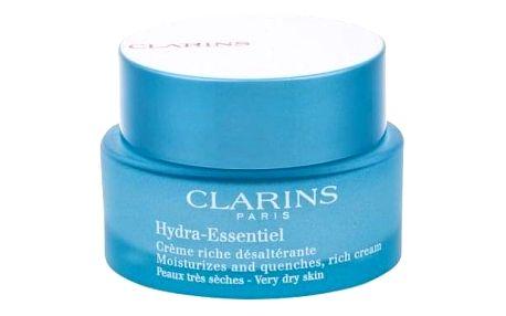 Clarins Hydra-Essentiel Rich 50 ml hydratační krém pro velmi suchou pleť pro ženy
