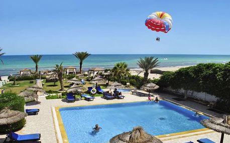 Tunisko - Djerba na 9 dní, polopenze s dopravou letecky z Katowic