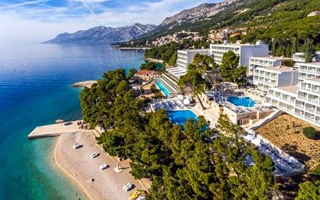 Chorvatsko - Brela na 4-8 dnů