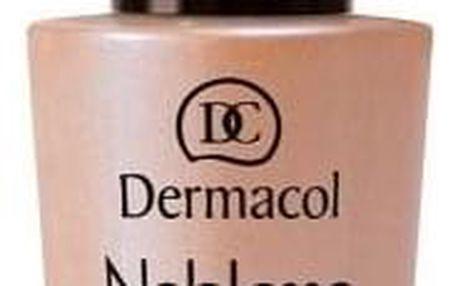 Dermacol Noblesse Fusion Make-Up SPF10 25 ml zmatňující makeup pro ženy Tan