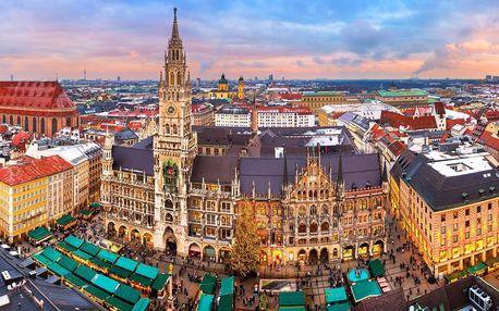 Adventní zájezd na nejstarší trhy do Mnichova