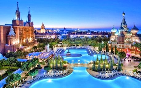 Turecko - Antalya letecky na 7-12 dnů, all inclusive