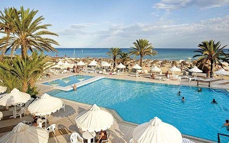 Tunisko - Hammamet letecky na 6-15 dnů, all inclusive