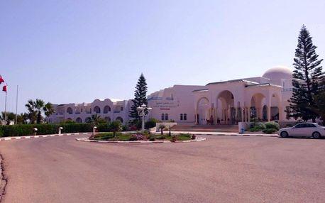 Tunisko - Djerba na 6 až 8 dní, all inclusive s dopravou letecky z Prahy nebo Brna