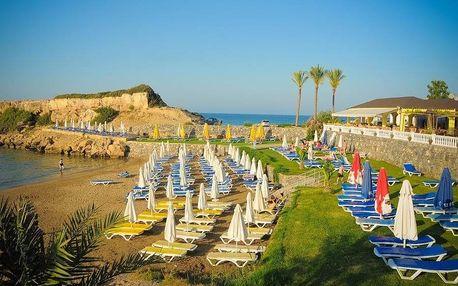 Kypr - Severní Kypr na 8 dní, all inclusive nebo polopenze s dopravou letecky z Prahy