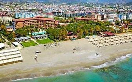 Turecko - Alanya letecky na 9 dnů, all inclusive