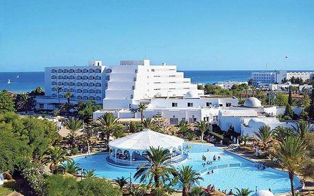 Tunisko - Hammamet letecky na 6-11 dnů, all inclusive
