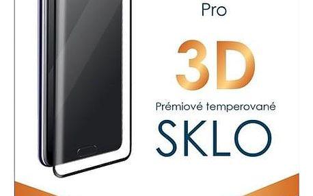 Ochranné sklo TGM 3D pro Huawei Mate 20 Pro černé (TGMHUAWM20PBK)