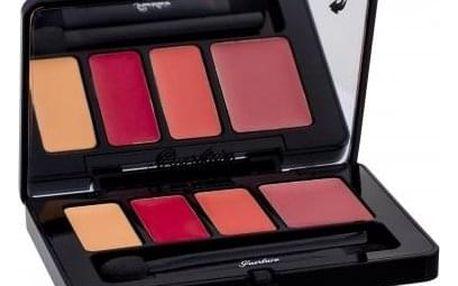 Guerlain KissKiss From Paris 3,5 g paletka na líčení rtů pro ženy 002 Romantic Kiss