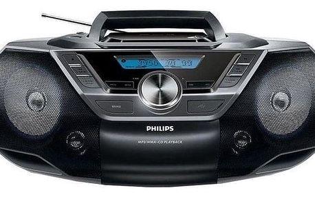 Philips AZ780 černý