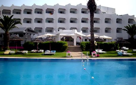 Tunisko - Hammamet na 5 až 8 dní, all inclusive s dopravou letecky z Brna nebo Prahy
