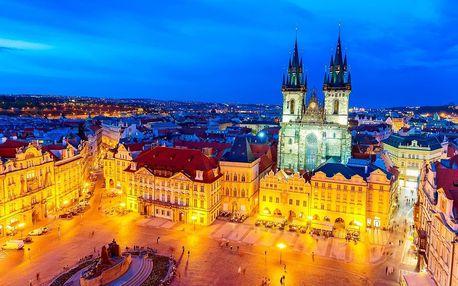 Hotel Dalimil*** jen 4 zastávky od centra Prahy