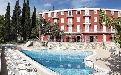 Hotel Bellevue, Chorvatsko, Jižní Dalmácie, Orebič