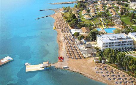 Řecko - Korfu na 7 až 9 dní, all inclusive s dopravou letecky z Brna nebo Prahy
