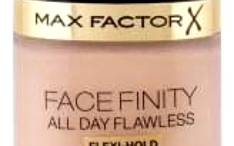 Max Factor Facefinity 3 in 1 SPF20 30 ml tekutý make-up s uv ochranou pro ženy 30 Porcelain