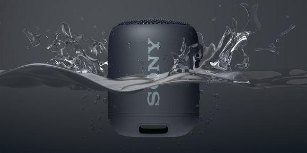 Přenosný reproduktor Sony SRS-XB12 černý3