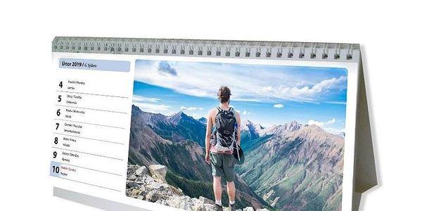 Stolní 14denní kalendář (S30)2