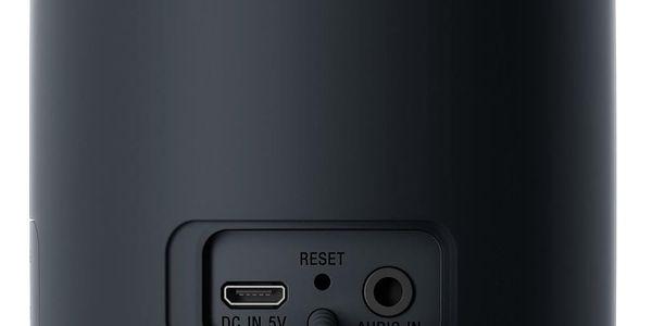 Přenosný reproduktor Sony SRS-XB12 černý5