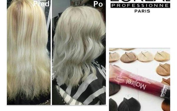 Stříhání a styling pro krátké vlasy (po uši)2