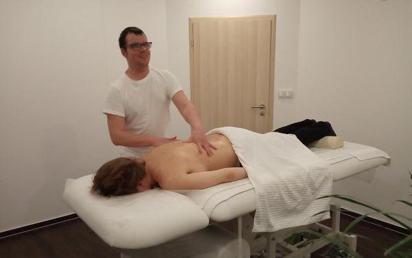 60minutová masáž dle výběru2