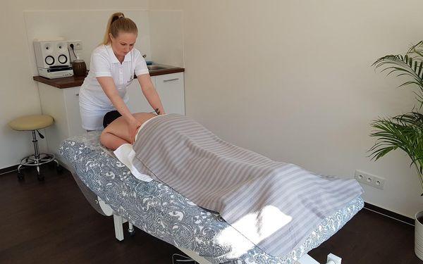 60minutová masáž dle výběru3
