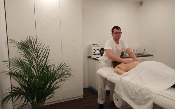 60minutová masáž dle výběru5