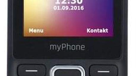 myPhone 6310 Dual SIM černý (TELMY6310BK)