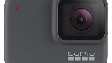 Outdoorová kamera GoPro HERO 7 Silver (CHDHC-601-RW)