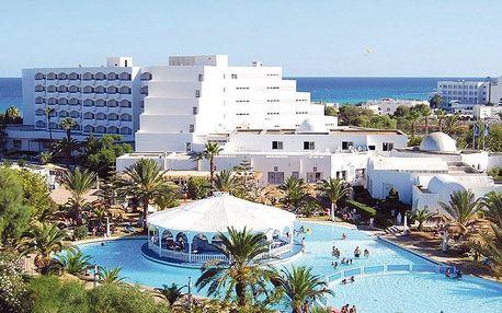 Tunisko - Hammamet na 4 až 8 dní, all inclusive s dopravou letecky z Brna nebo Prahy