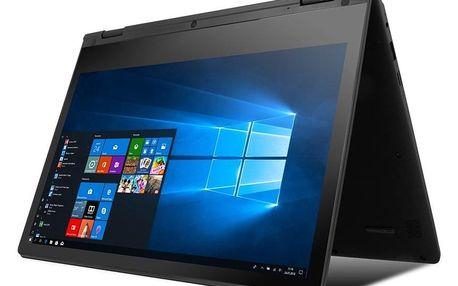 Notebook techBite Arc 11.6 černý (NTBTBARC116BK)