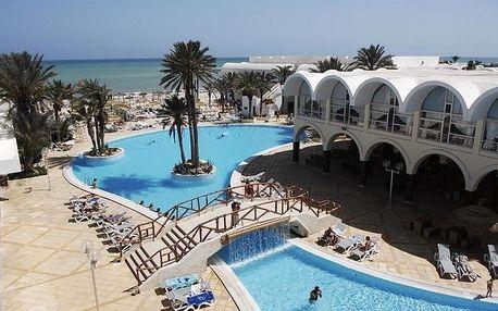Tunisko - Djerba na 6 až 9 dní, all inclusive s dopravou letecky z Prahy
