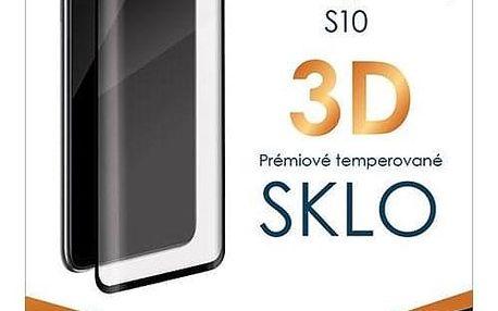 TGM 3D pro Samsung Galaxy S10 černé (TGM3DSGS10BK)