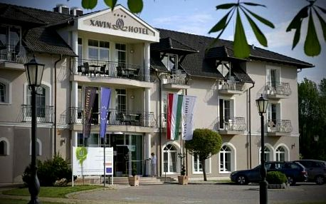 Wellness Hotel Xavin, Maďarsko, Termální lázně Maďarsko, Harkány