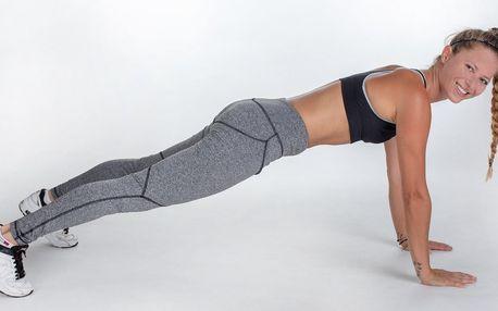 Osobní trénink v nově otevřené soukromé tělocvičně