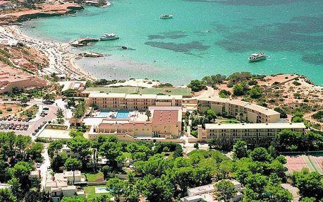 Španělsko - Ibiza letecky na 8-15 dnů
