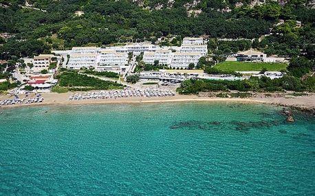 Řecko - Korfu letecky na 8-11 dnů