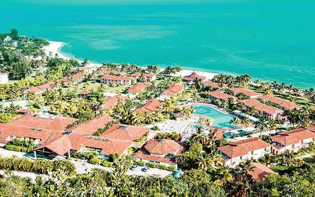 Kuba - Pobřeží Atlantiku - sever (Playa del Este, Varadero) letecky na 9 dnů, all inclusive