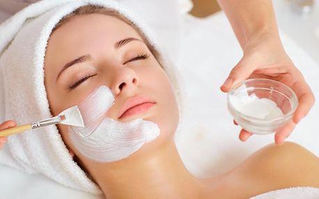 Kompletní kosmetické ošetření pleti vč. masáže