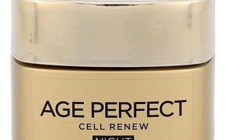 L´Oréal Paris Age Perfect Cell Renew 50 ml protivráskový noční pleťový krém pro ženy