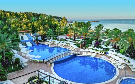 Turecko - Alanya letecky na 8 dnů, all inclusive