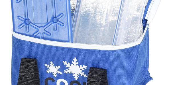 Koopman Chladicí taška Froze modrá, 22,5 x 14,5 x 18 cm2