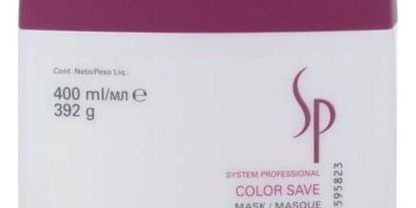 Wella SP Color Save 400 ml maska pro barvené vlasy pro ženy