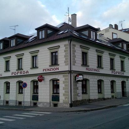 Klatovy: Penzion Poprda