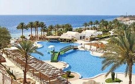 Egypt - Sharm el Sheikh letecky na 8 dnů, ultra all inclusive