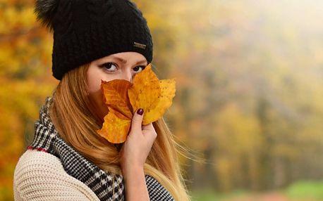 Podzimní focení v přírodě: 2h, 66 fotografií