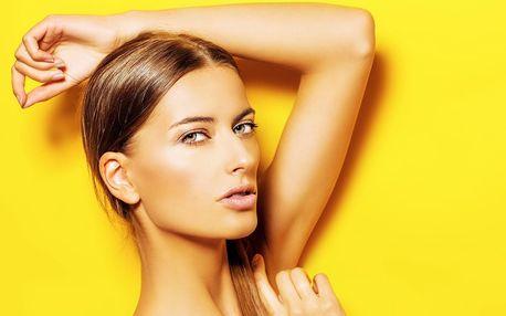 Kosmetická péče s výběrem několika procedur